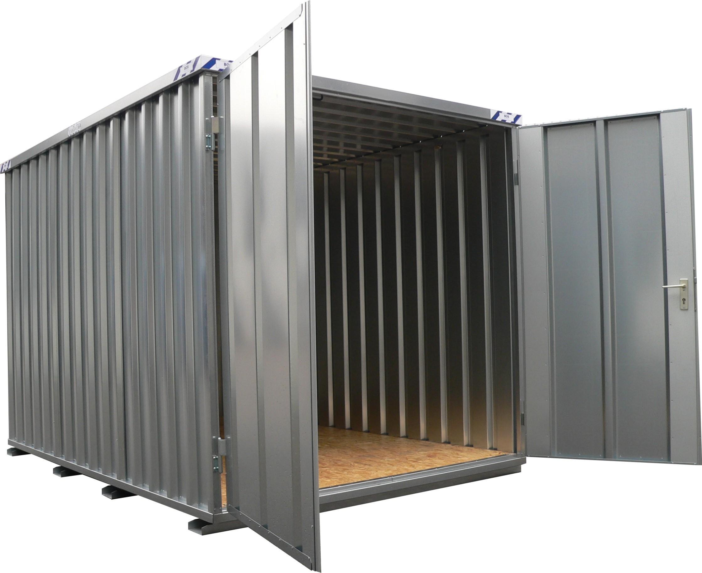 Quick-Build containere