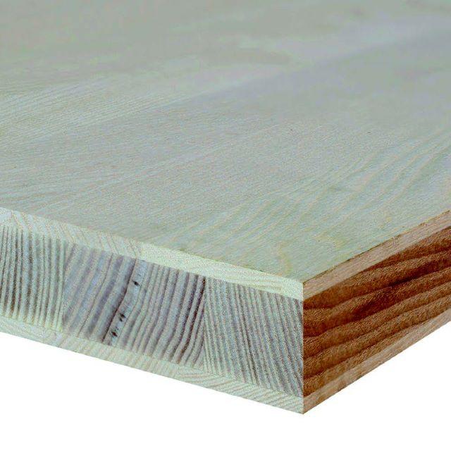 Panouri stratificate din lemn masiv European