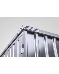 Colţar metalic pentru protecţie suplimentară a colţurilor