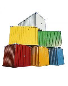 Quick-Build containere  în diverse culori la comandă
